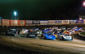 World of Outlaws Late Models photo by Chris Owens