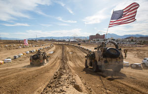 PRI Industry News - THE MINT 400 ANNOUNCES OFFICIAL 'MILITARY VEHICLE' CLASS