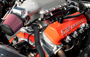 PRI Magazine - Supersized - An Inside Look At The 572 COPO Engine